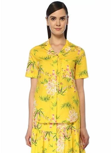 Kenzo Gömlek Sarı
